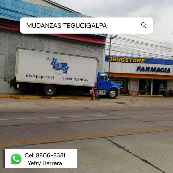 Mudanzas Tegucigalpa