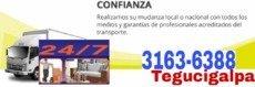 Mudanzas en Tegucigalpa, baratas y efectivas 3163-6388